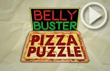 Belly Buster Pizza Puzzle